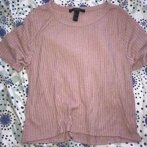Pink Forever 21 shirt